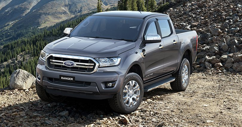 Ford Ranger 2019 รุ่น Double cab 2.0 L Turbo Limited