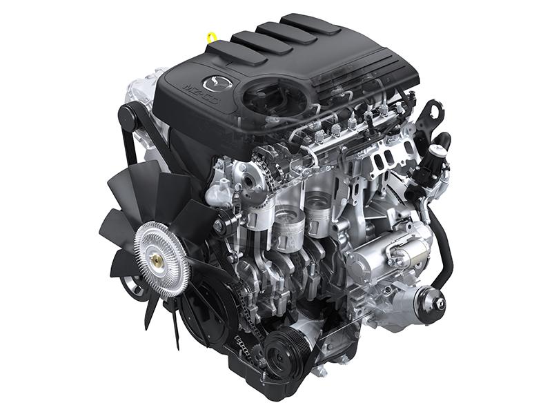 Mazda BT-50 Pro 2019 สมรรถนะ