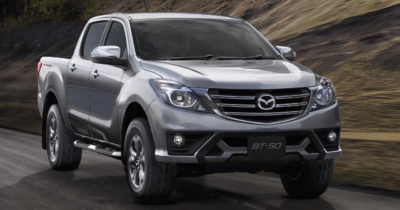 Mazda BT-50 Pro 2019