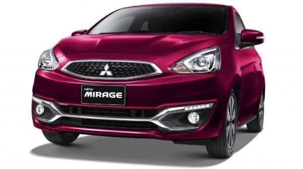 รถยนต์ Ecocar Mitsubishi Mirage 2019