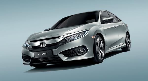 รถยนต์ Hatchback Honda Civic