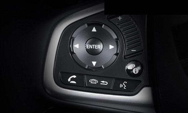 ฟังก์ชันการทำงานและการจัดวางภายในรถยนต์
