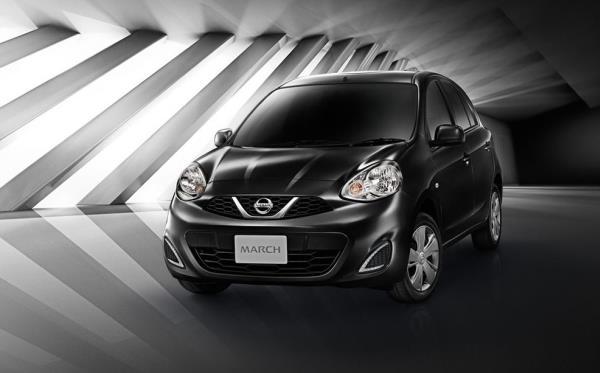รถยนต์ Ecocar Nissan March 2019