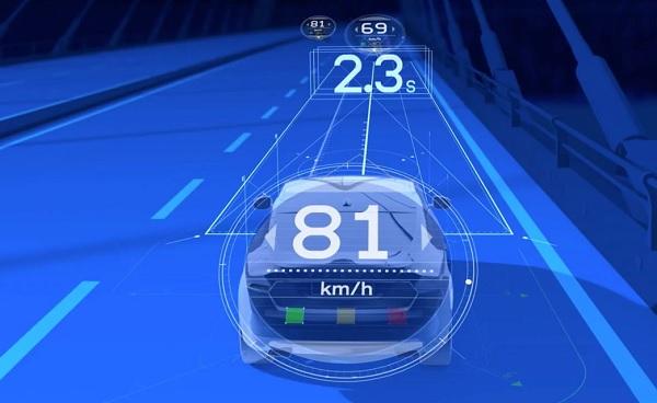 ระบบควบคุมความเร็วคงที่แบบปรับอัตโนมัติ (Adaptive Cruise Control)