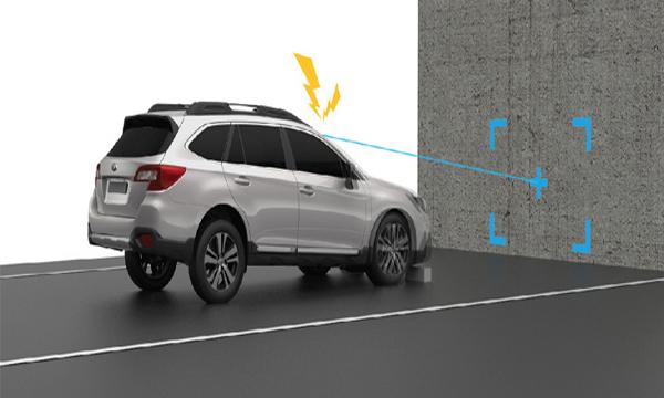 เทคโนโลยีสร้างความปลอดภัยก่อนการชน Subaru Eyesight