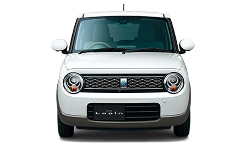Suzuki Lapin เป็นรถ Kei car ที่ได้รับความนิยมอย่างมากจากกลุ่มลูกค้าสาวๆ โดยมียอดจำหน่ายสะสมในประเทศญี่ปุ่นสูงถึง 900,000 คัน