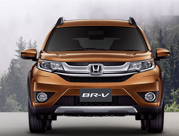ALL NEW HONDA BR-V 2018-2019