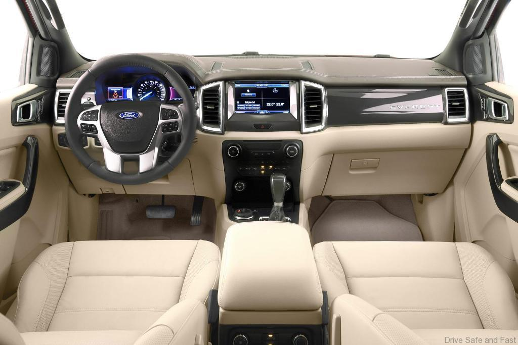 Ford Everest มือสอง 2015