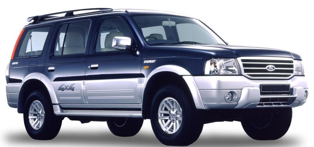 Ford Everest มือสอง โฉมปี 2003-2007