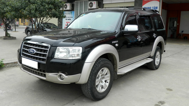 Ford Everest มือสอง ปี 2008