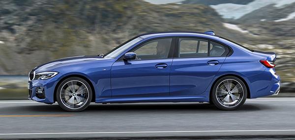 เทียบระหว่าง BMW 3 Series 2019 กับ Mercedes-Benz C-Class 2019