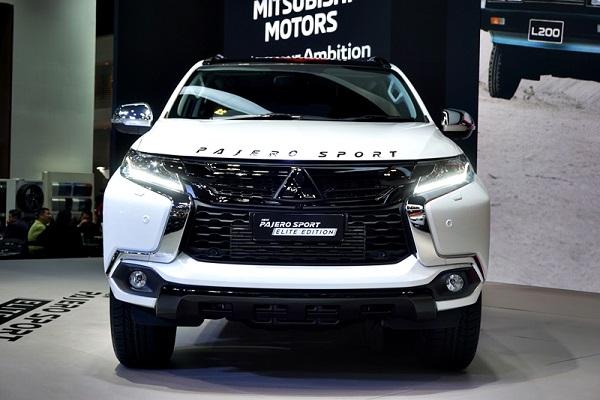 ความปราดเปรียวคล่องตัว และมิติลีลาที่ทันสมัยใน Mitsubishi Pajero Sport 2019