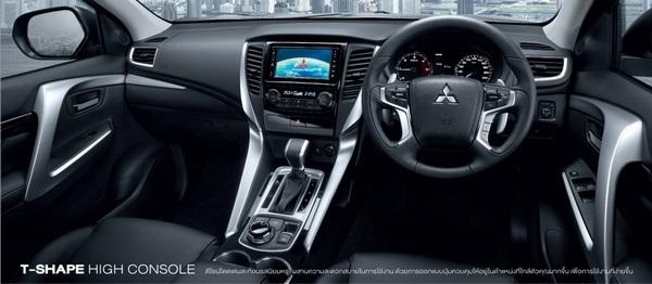 ความทันสมัยสไตล์สปอร์ต โดนใจคนรุ่นใหม่ใน Mitsubishi Pajero Sport 2019