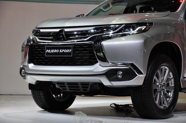 ปราดเปรียว สปอร์ตเร้าใจ ทันสมัยยิ่งกว่า ใน Mitsubishi Pajero Sport 2019