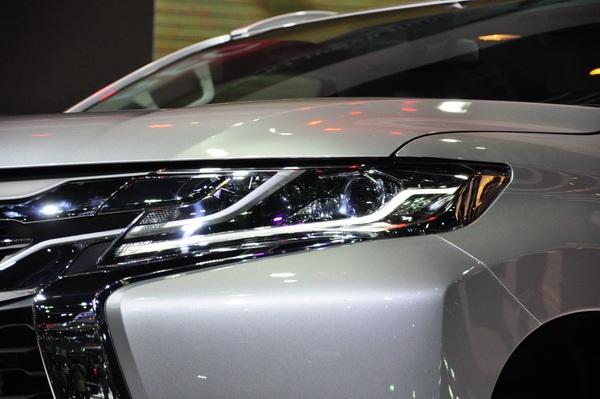 ดีไซน์ภายนอกมีชั้นเชิงสุดทัยสมัย ตรงใจครอบครัวยุคใหม่ใน Mitsubishi Pajero Sport 2019