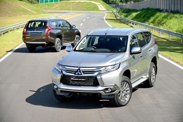 สปอร์ต ลงตัว ปราดเปรียวทันสมัย กับ Mitsubishi Pajero Sport 2019