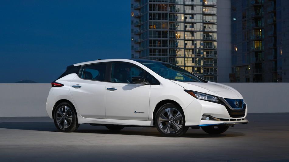 Nissan Leaf e + 2019