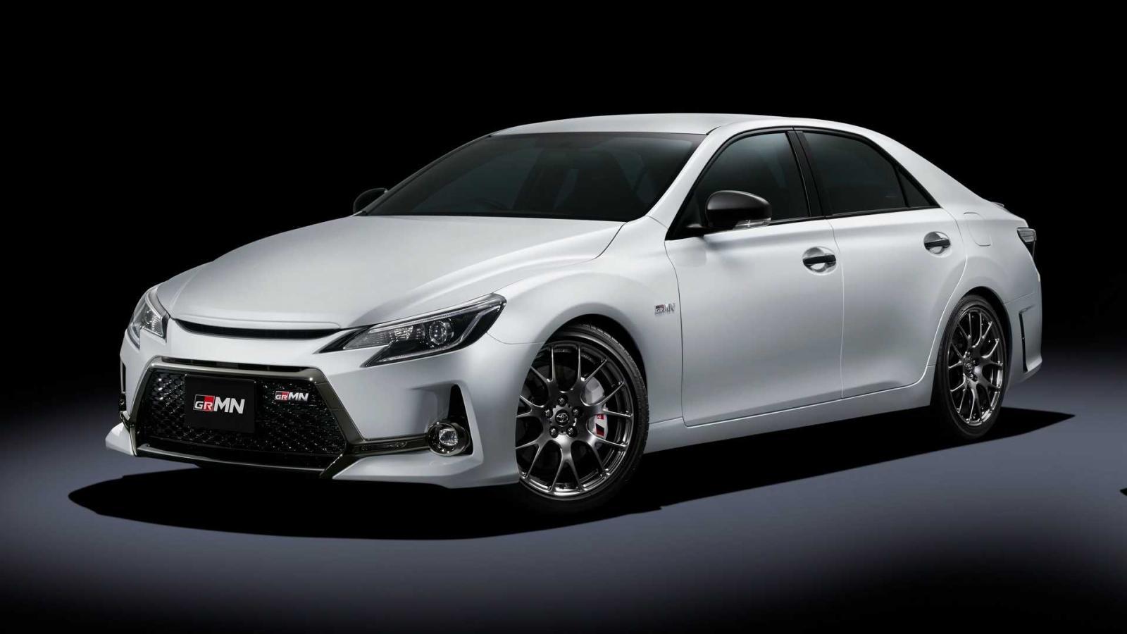 Toyota Mark X GRMN 2019 ใหม่