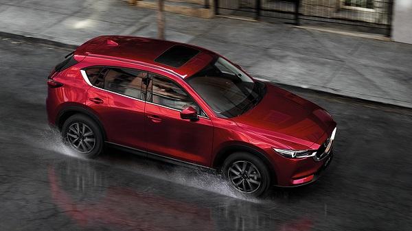 New Mazda CX-5 – 2018