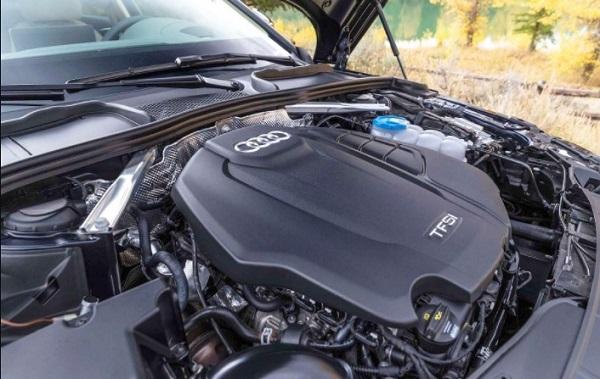 ขุมพลังสำหรับ Audi A4 พร้อมสำหรับการขับขี่ที่หลากหลาย