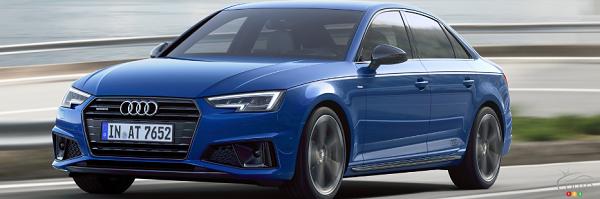 ทันสมัยในทุกการขับขี่กับ รีวิว Audi A4 2019