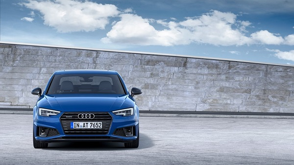 เข้ม ดุดัน เหนือชั้นในทุกมิติการออกแบบกับ Audi A4 2019