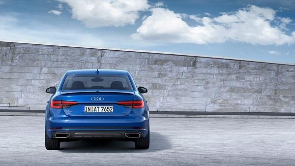 เส้นลายที่คงไว้ซึ่งความสปอร์ตแต่ก็ยังคงความคลาสสิคในแบบ Audi