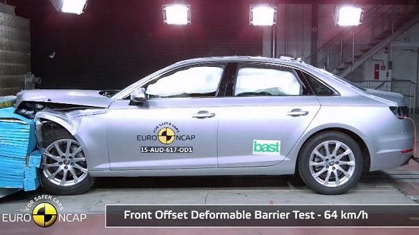 ฟังก์ชั่นความปลอดภัยที่ไว้ใจได้ใน Audi