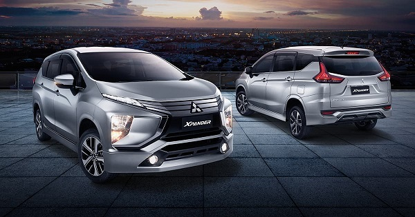 All New Mitsubishi Xpander  2018