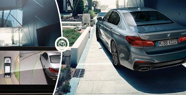 ระบบช่วยจอด Parking Assistant ทำให้การควบคุมรถและนำรถเข้าจอดมีความสะดวกสบายยิ่งขึ้น
