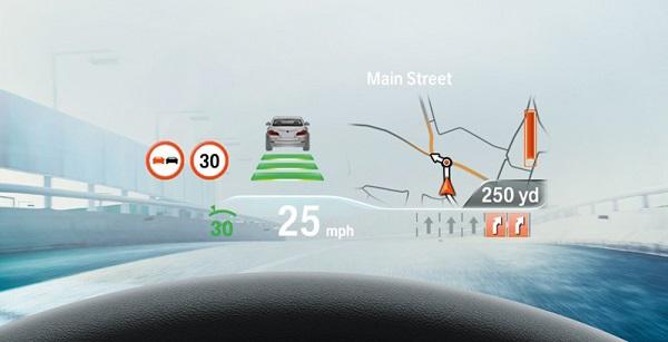 ปลอดภัยและช่วยในการขับขี่กับ ระบบ BMW Head-Up Display ที่เพิ่มความสนุกและสะดวกสบายให้คุณ