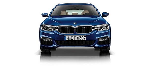 ความงามสง่า ผสมความสปอร์ตอย่างลงตัวใน BMW 5-Series 2019