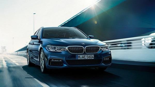 ทะยานไปอย่างมั่นใจในแบบผู้มีรสนิยมเช่นคุณกับ BMW 5-Series 2019