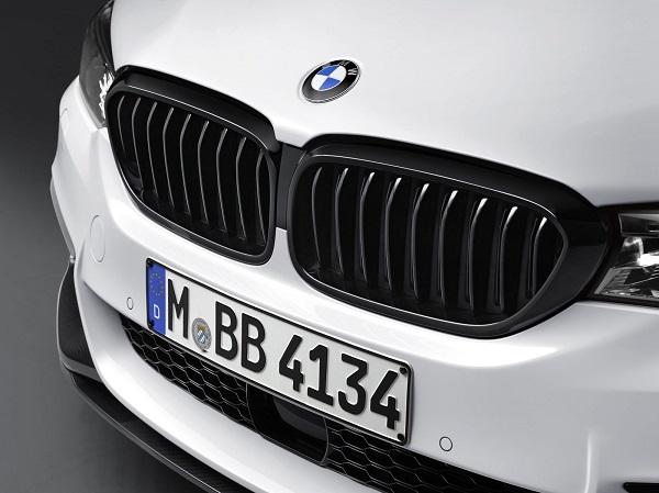 มิติของความงามในชุดแต่ง BMW M Performance