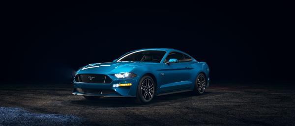 รถยนต์สปอร์ตคาร์พรีเมียม Ford Mustang