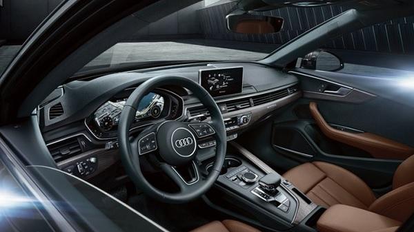 Audi A4 2019-2020 มาพร้อมกับฟังก์ชั่นและอุปกรณ์อำนวยความสะดวกที่ทันสมัย