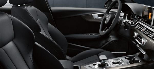 ภายในห้องโดยสาร Audi A4 2019-2020