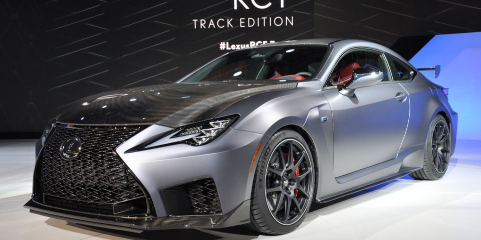 Lexus RC F และ Track Edition