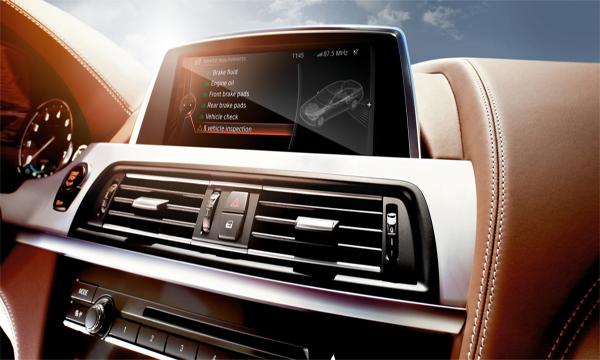 ฟังก์ชั่น BMW ConnectedDrive