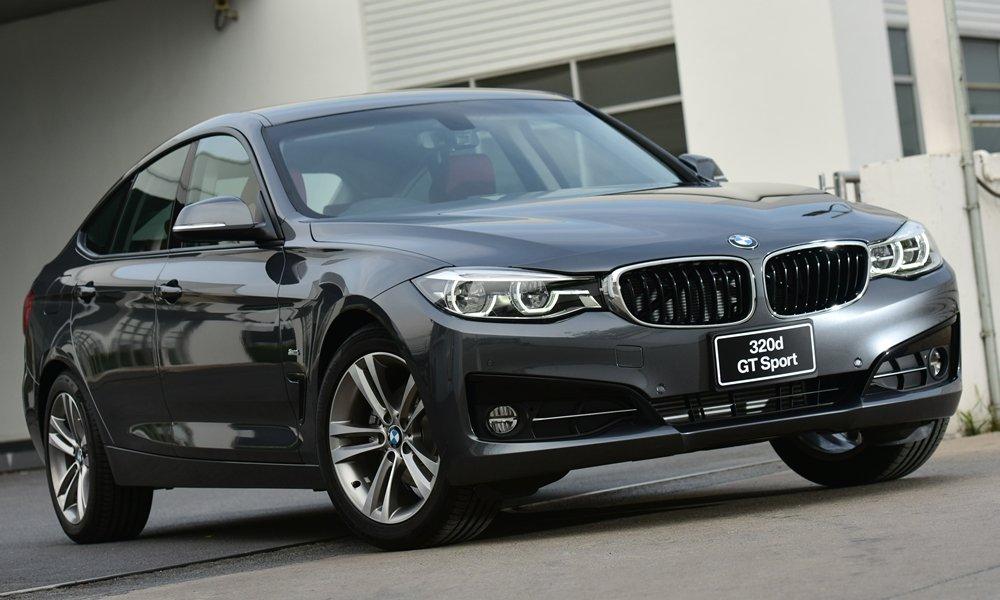 ปัญหา BMW 3 series