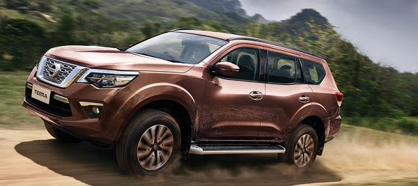 THE ALL-NEW NISSAN TERRA 2018
