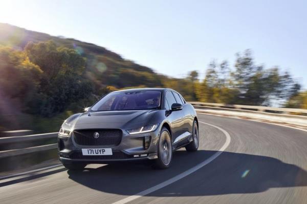 ดีไซน์ของ รถยนต์ Jaguar I-Pace