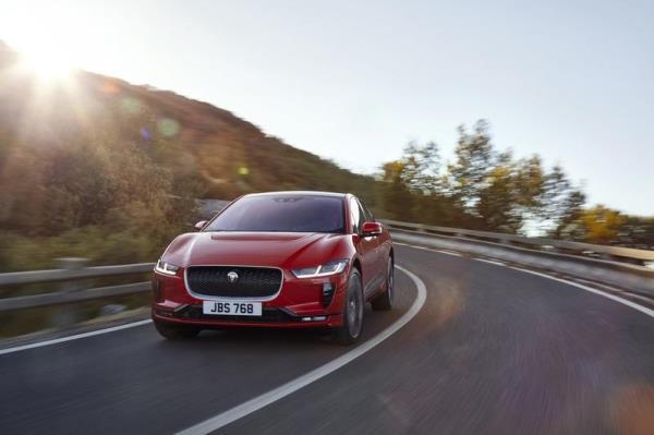 รถยนต์ Jaguar I-Pace ที่กำลังจะเปิดตัวในประเทศไทยเร็วๆนี้
