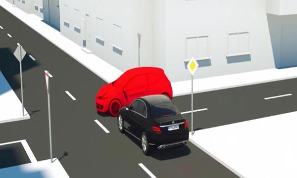 ระบบเบรคแบบแอคทีฟ Active Brake Assist