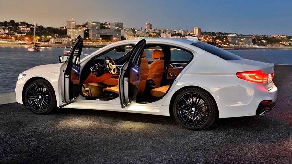BMW 5-Series 2019 กับขุมพลังที่ลงตัวที่หลากหลายต่อผู้ใช้งาน
