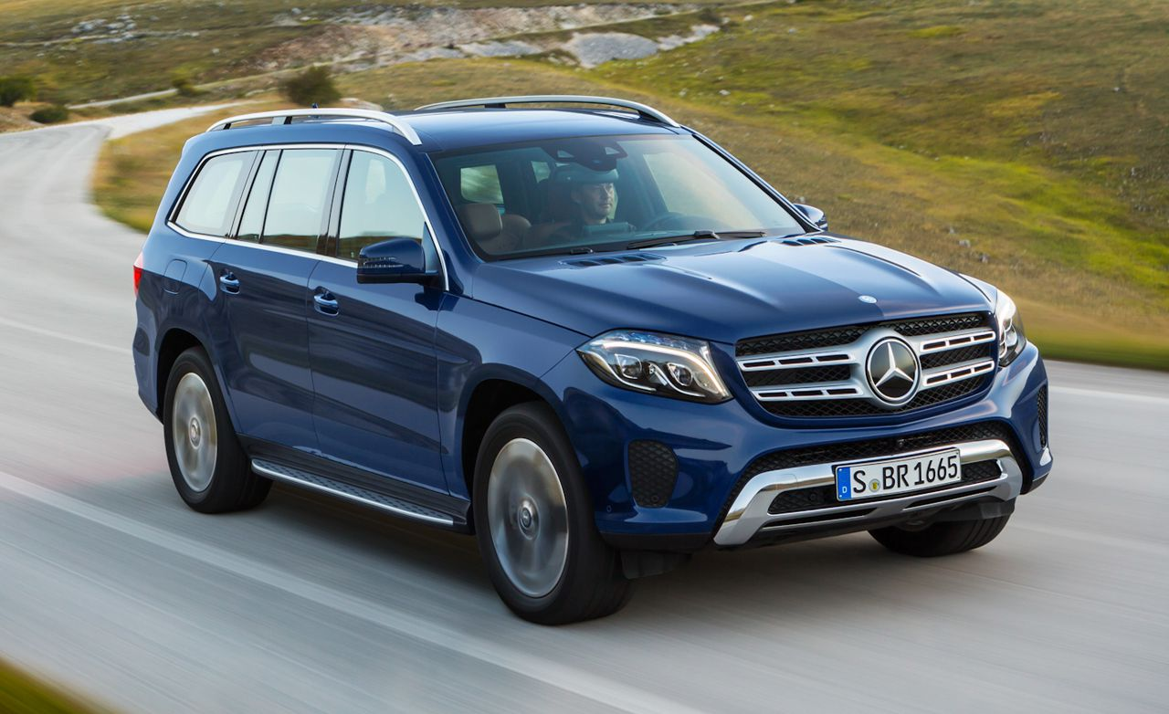 Mercedes-Benz GLS-2013