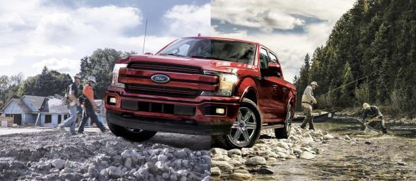รถกระบะต้นแบบ Ford F-150