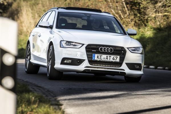 ดีไซน์ภายนอกของ Audi A4 2019