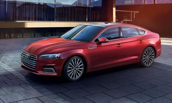 เส้นสายการออกแบบของ Audi A4