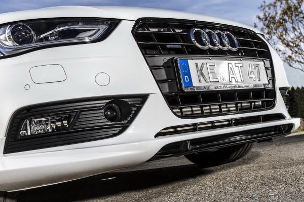 การแต่งกระจังหน้าของ Audi A4 2019
